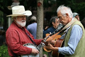 Jam Session 5 - Pickin and Grinnin
