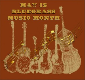May Bluegrass Month
