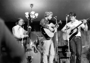 1975 with Mark Embry and Eddie Biebel at the Glenmore Opera House in Wisconsin