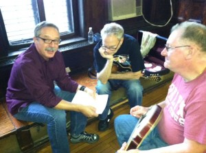 Mandolin Workshop