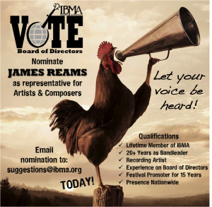 Nominate James